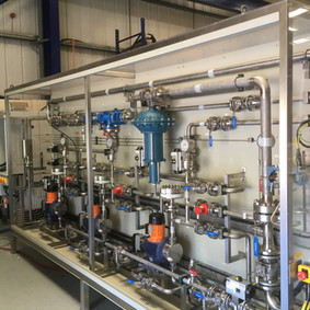 Chemical Dosing System 316 Stainless