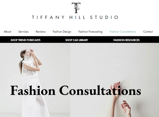 Fashion Startup Mentor Brand Coach & Consultant