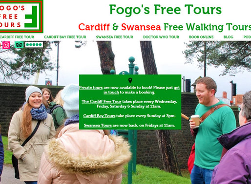 Cardiff & Swansea Free Walking Tours