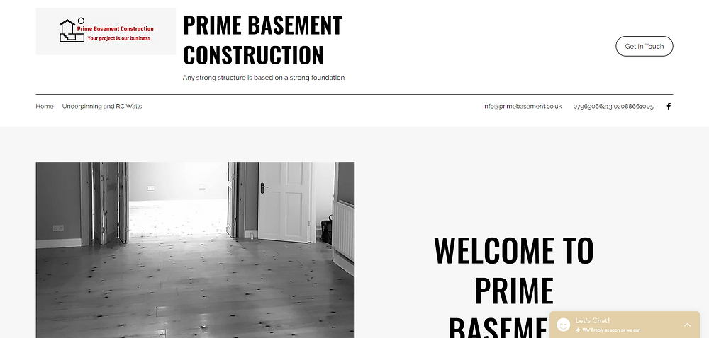 Prime Basement Construction London is providing high-quality work for both new and retrofit basement projects. With over 12 years of experience in basement construction