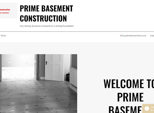 Basement Construction & Basement Conversions Company London