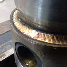 Stainless Steel Coded Welding