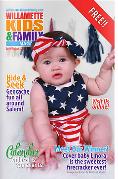 Salem Oregon Family Fun, Events,activities & services for Willamette Valley Kids