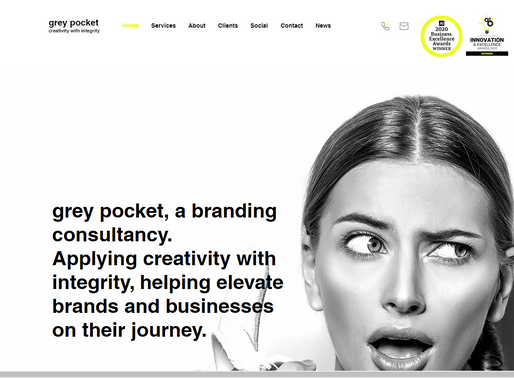 Grey Pocket Creative Branding Consultancy Edinburgh