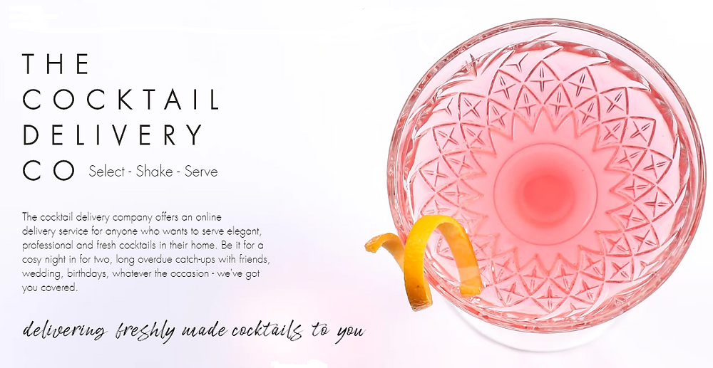 The Cocktail Delivery Company | Buy Cocktails Online