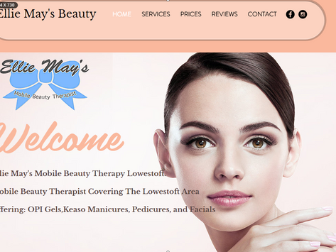Mobile Beauty Therapist Lowestoft,Beccles,Kessingland