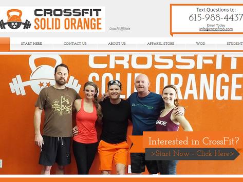CrossFit Solid Orange is a Nashville CrossFit gym