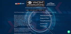 Vincent Investigations Hire a Professional Private Investigator Covering Hitchin Hertfordshire Bedfordshire & Surrounding Areas