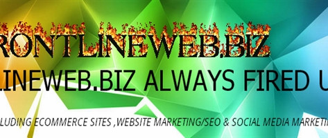 Frontlineweb Suffolk Website Builders/Designers Social Media URL'S