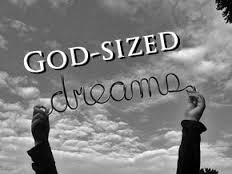 god+sized+dreams