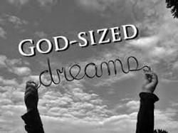 god+sized+dreams