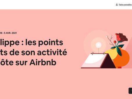 Bilan des 3 ans d'Airbnb
