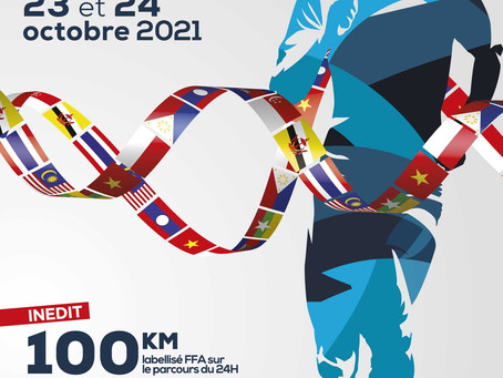 Championnats de France de 24H et 1er 100KM