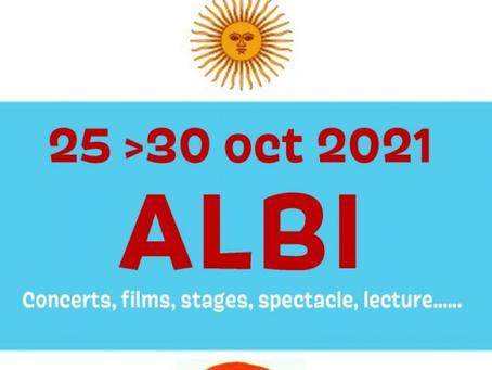 Semaine argentine organisé par ARTETANGO