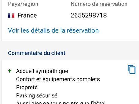 """""""Mieux qu'un hôtel 4 étoiles"""""""