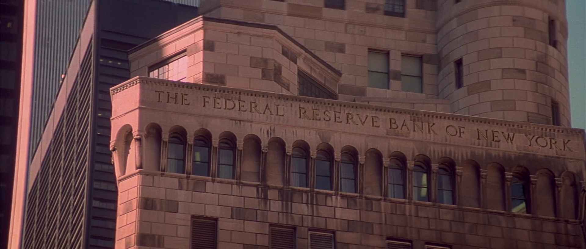 Federal Reserve NYC