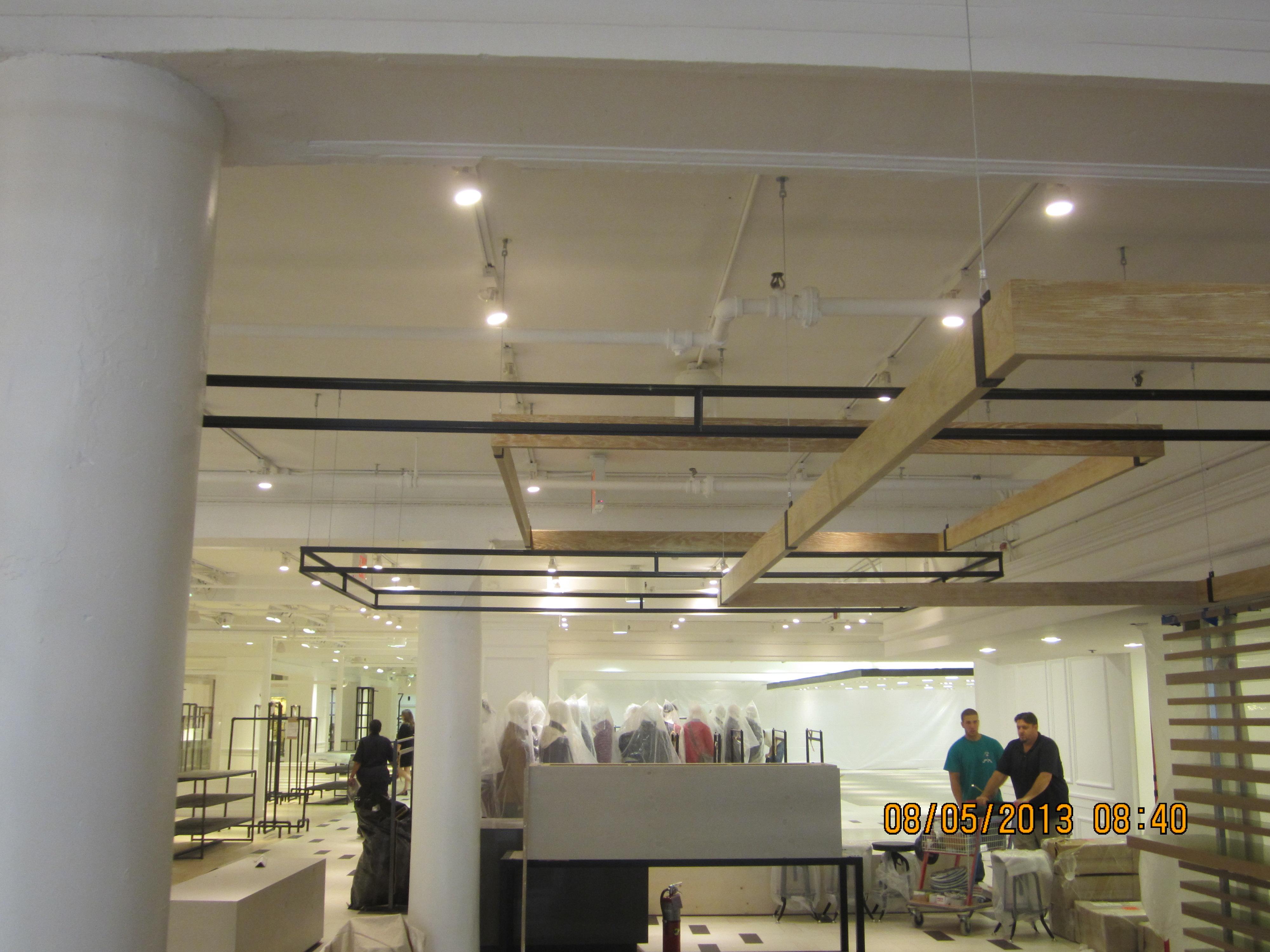 Plaster Columns & Specialty Ceilings