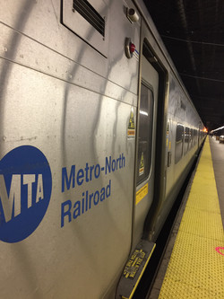 Metro North Terminal at GCT