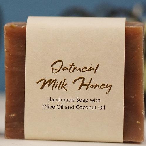 Oatmeal Milk & Honey Full Size Bar