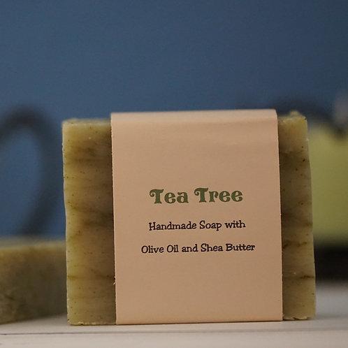 Tea Tree (Full size Bar)