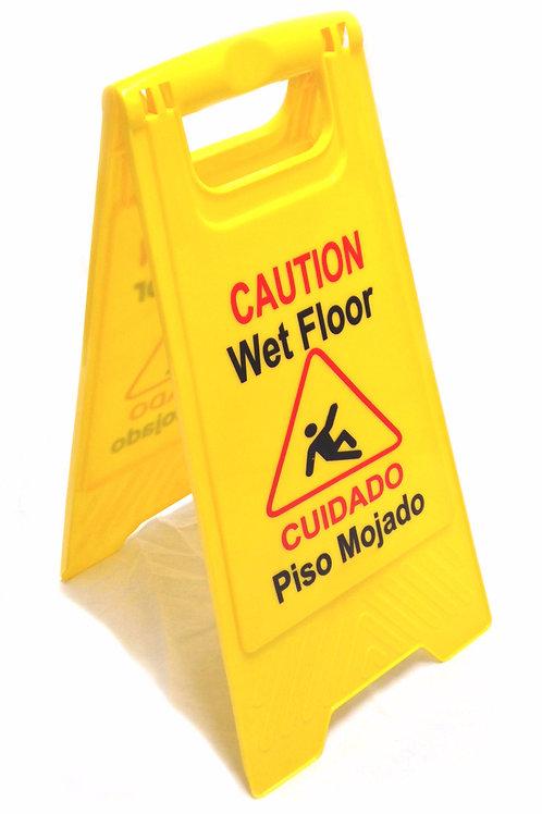 HeRO Wet Floor Sign