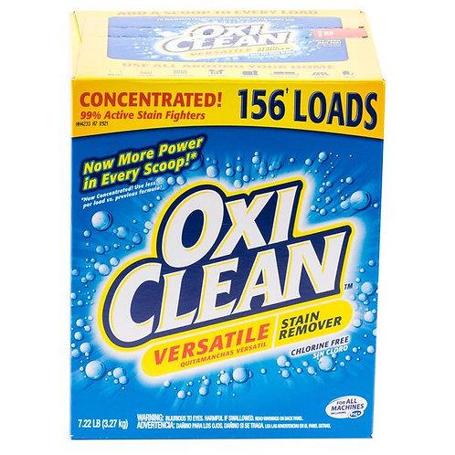 OxiClean 7.22 lb. / 115.52 oz. Versatile Stain Remover - 4/Case