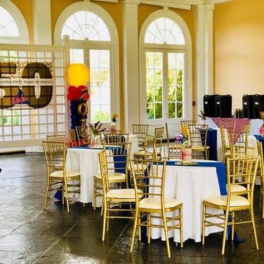 Event Coordination - Delta Personnel 50th Anniversary (New Orleans, LA)