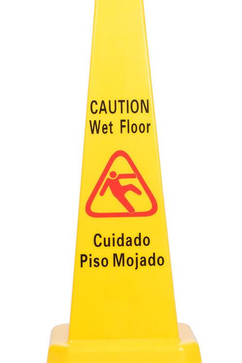 """HeRO Cone """"Wet Floor""""Sign"""