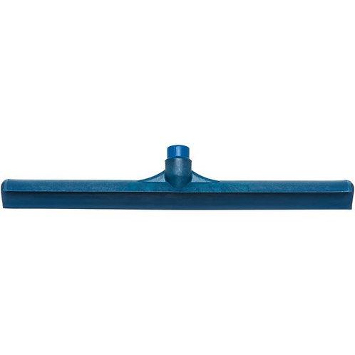"Carlisle Sparta Spectrum 20"" Blue Single Blade Rubber Squeegee,Plastic Frame"