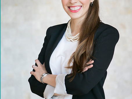 Meet i.Invest Mentor, Alejandra Guzmán, VP of Performance Management & Strategy for the New Orleans