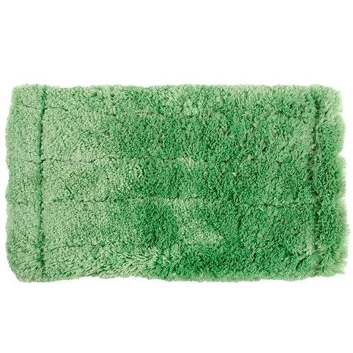 """Unger 8"""" Green Microfiber Washing Pad"""