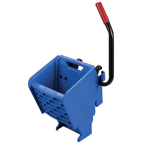 Rubbermaid WaveBrake� Blue Side Press Mop Wringer