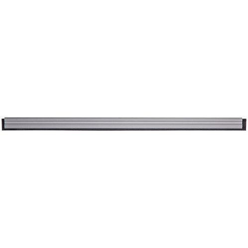 """Carlisle 16"""" Aluminum Channel Rubber Squeegee Blade"""