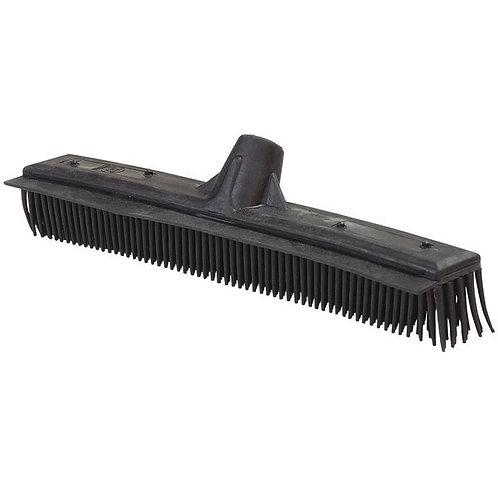 """Carlisle Versaclean 16"""" Floor Brush w/ Squeegee"""