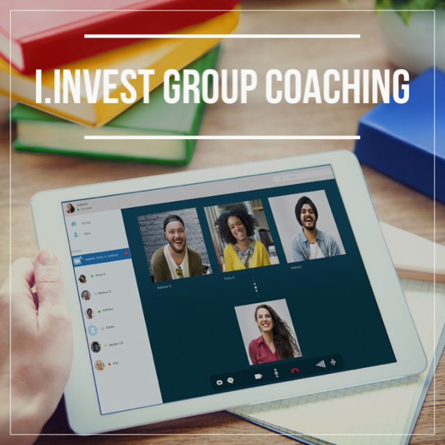 i.Invest Virtual Group Coaching 2020