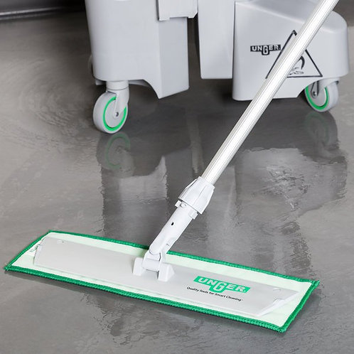 "Unger 18"" Damp Mop Pad Holder for DD40 & DV40 Series Mop Pads"