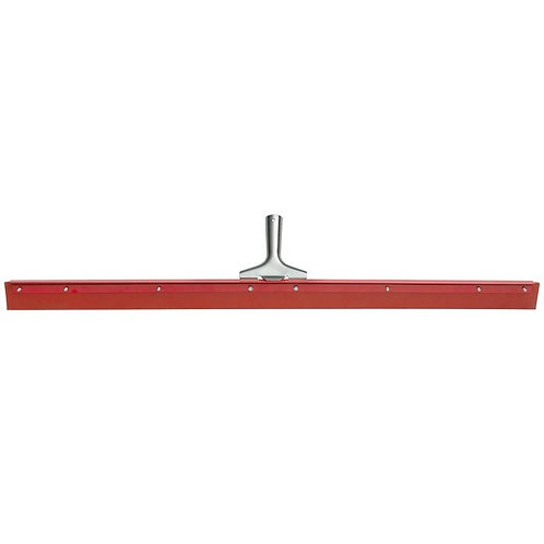 """Carlisle Flo-Pac 36"""" Straight Red Gum Rubber Heavy-Duty Floor Squeegee"""