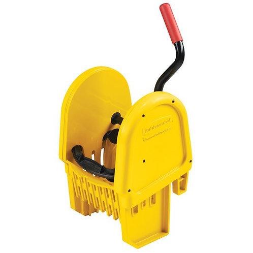 Rubbermaid WaveBrake� Yellow Down Press Mop Wringer