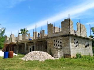 Nouveau projet 2020 : Le Jardin de Rosée à Haïti / New project 2020 : Le Jardin de Rosée in Haïti.