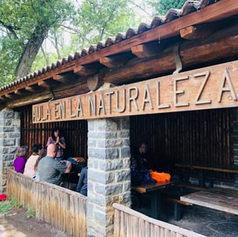 Aula Naturaleza de ARIMA GAIA 2019