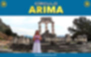 Circulo ARIMA por Tamara Jaramillo