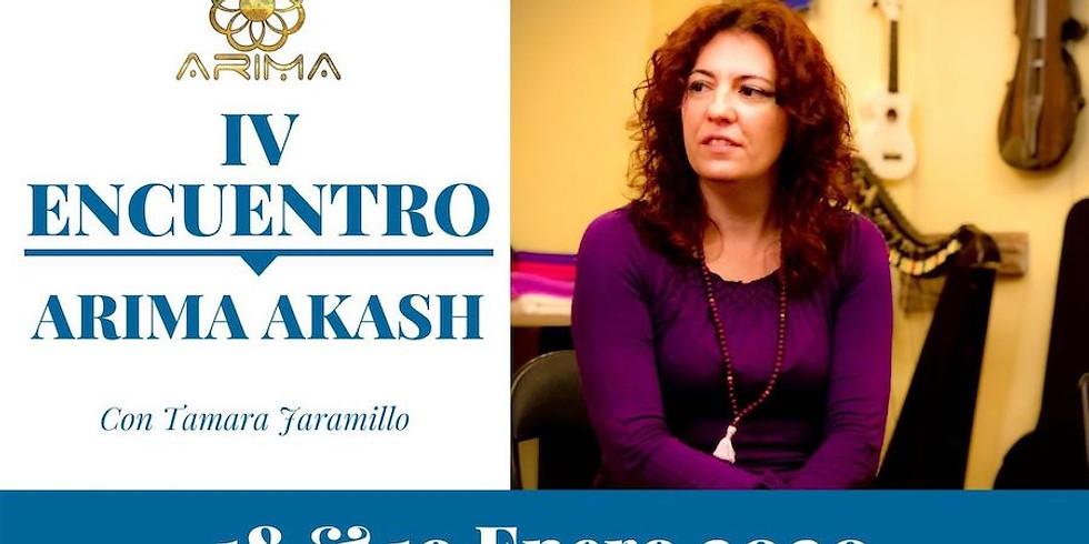 IV Encuentro ARIMA AKASH