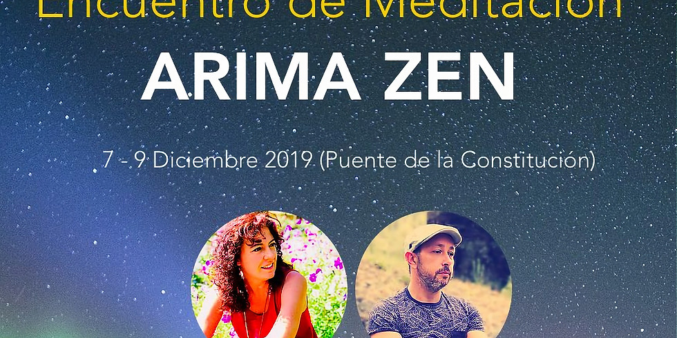 III Encuentro Meditación ARIMA ZEN