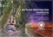 Reto de meditación
