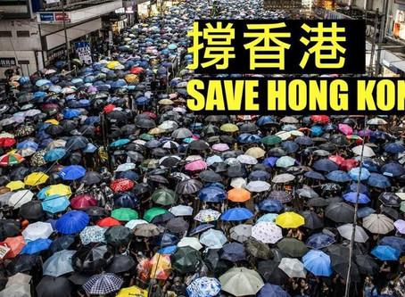 SAVE HONG KONG RALLY 「拯救香港大集會」