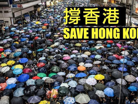 SAVE HONG KONG RALLY (Aug. 31)「拯救香港大集會」