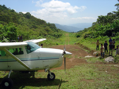 Wanted: Cessna U206 for Haiti Relief