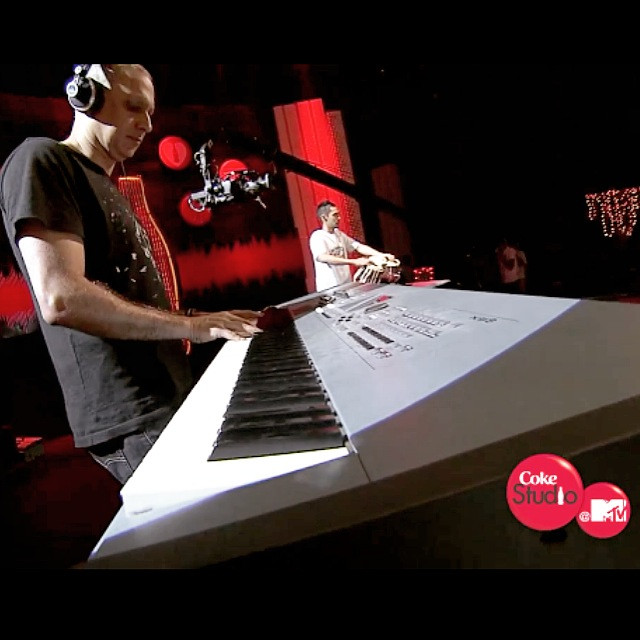 Nitin Sawhney - MTV Coke Studio
