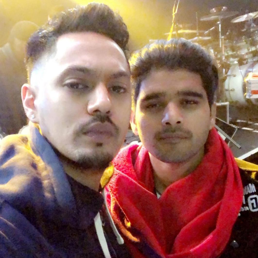 Salman Ali - Wembley Arena