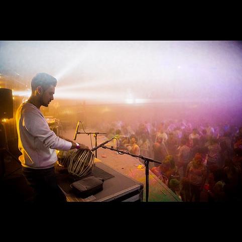 Dishoom Holi Festival